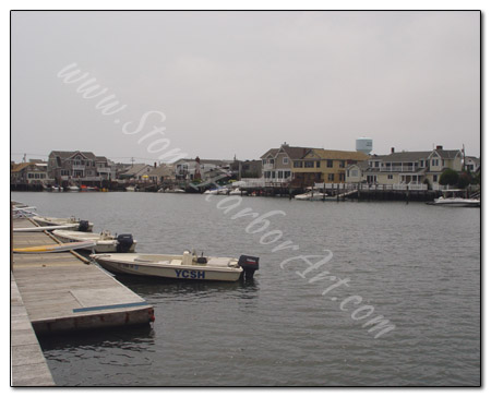 Stone Harbor bay view #2
