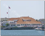 Stone Harbor Yacht Club across the bay